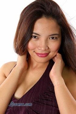 Pretty Asian girl