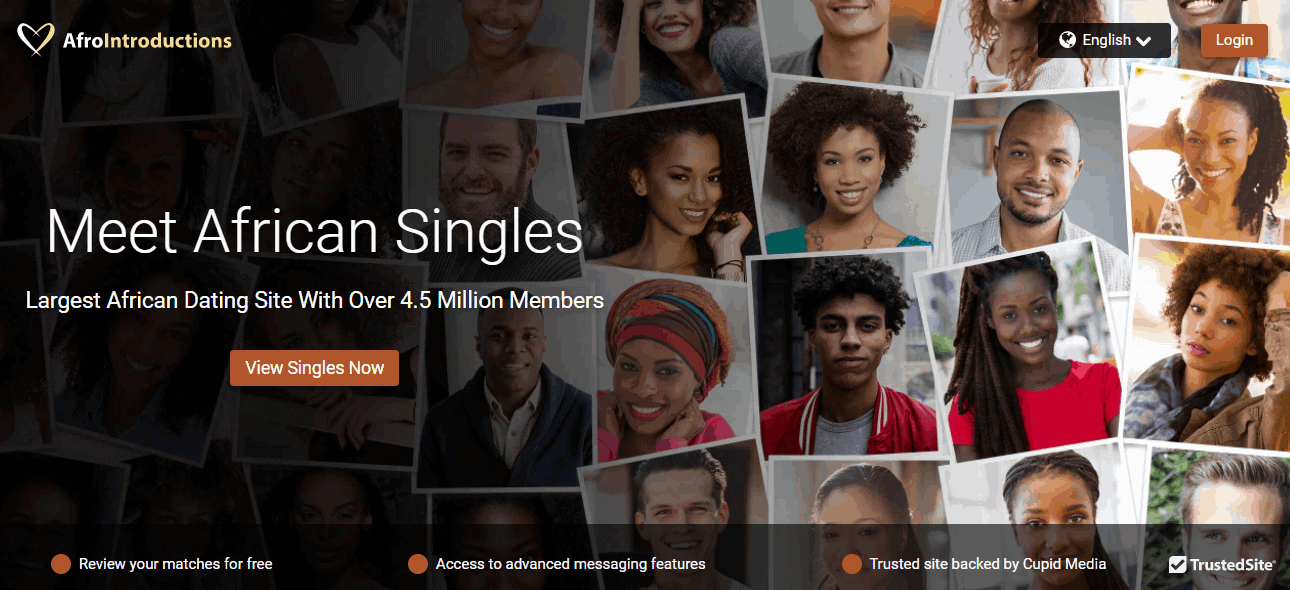 African Dating Singles at AfroIntroductions.com™ 1