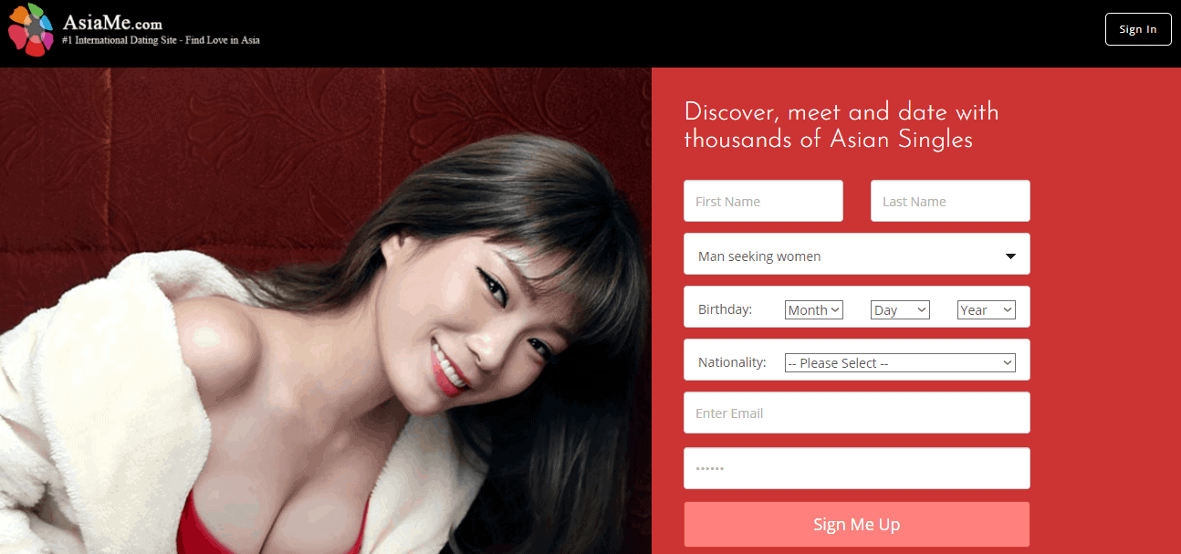 Asian Dating Site for Singles meeting Asian Girls