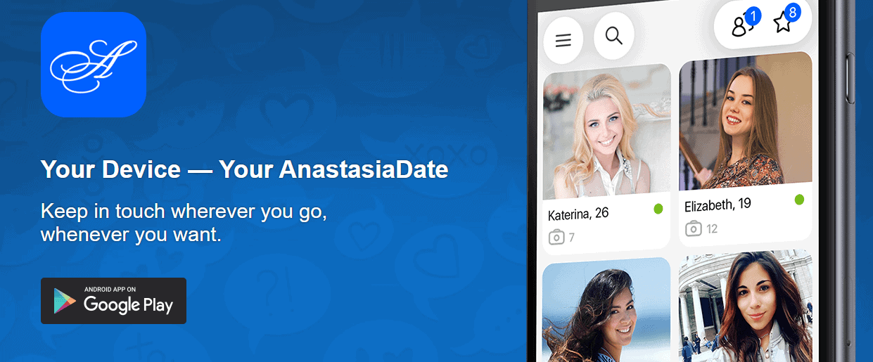 AnastasiaDate Review - Beautiful Eastern European Women