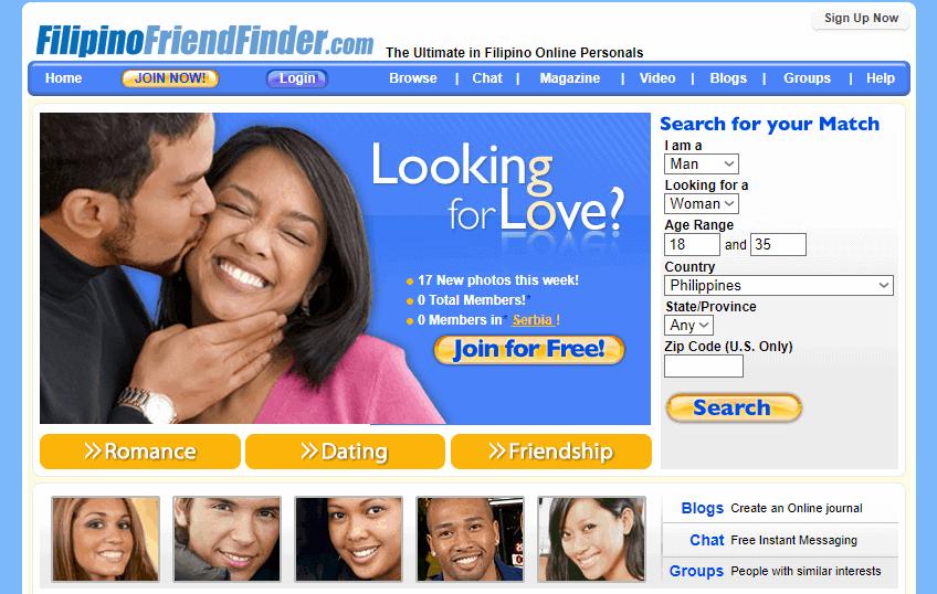 Filipino FriendFinder
