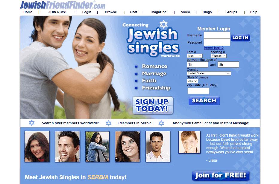 Jewish FriendFinder